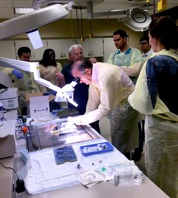 Vision Share Wetlabs Corneal Tissue Lab Teaching